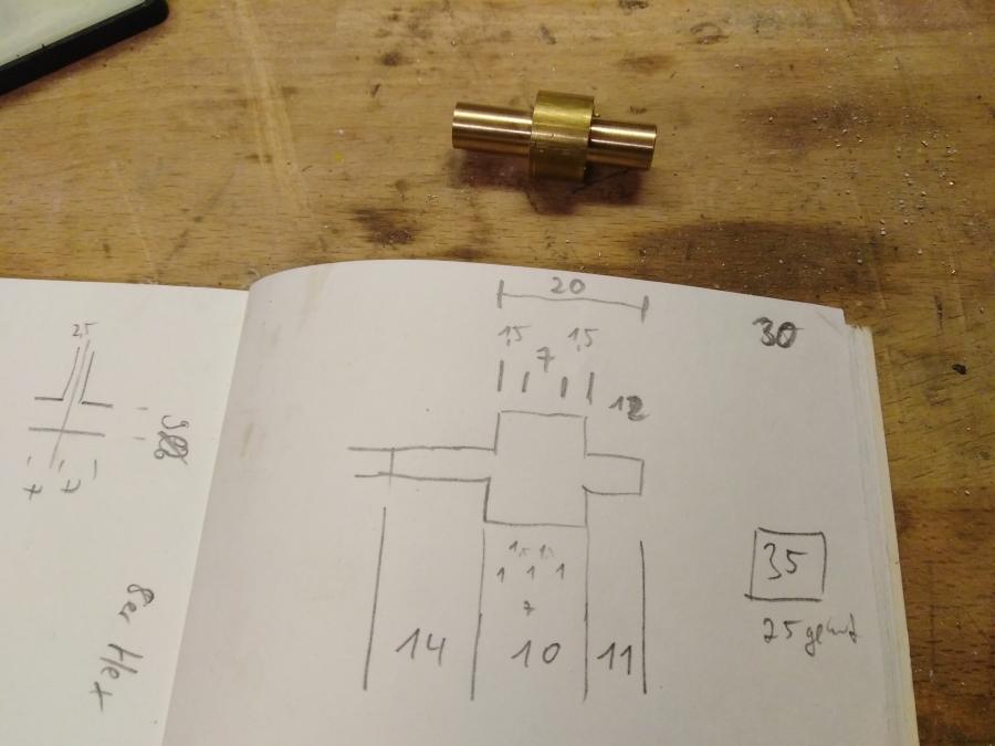 Mogul] Water gauge, whistle & chuffer – Waldbahner's Blog